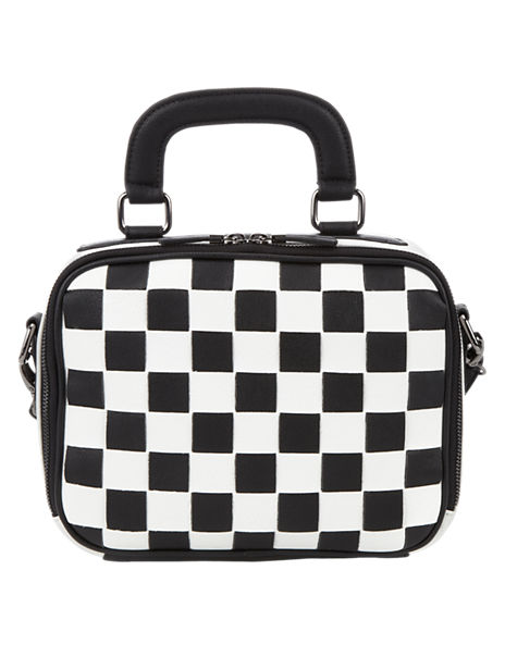 Monochrome Flight Cross Body Bag