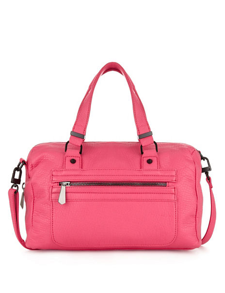 Detachable Strap Bowler Bag