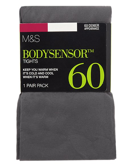 60 Denier Body Sensor™ Opaque Tights