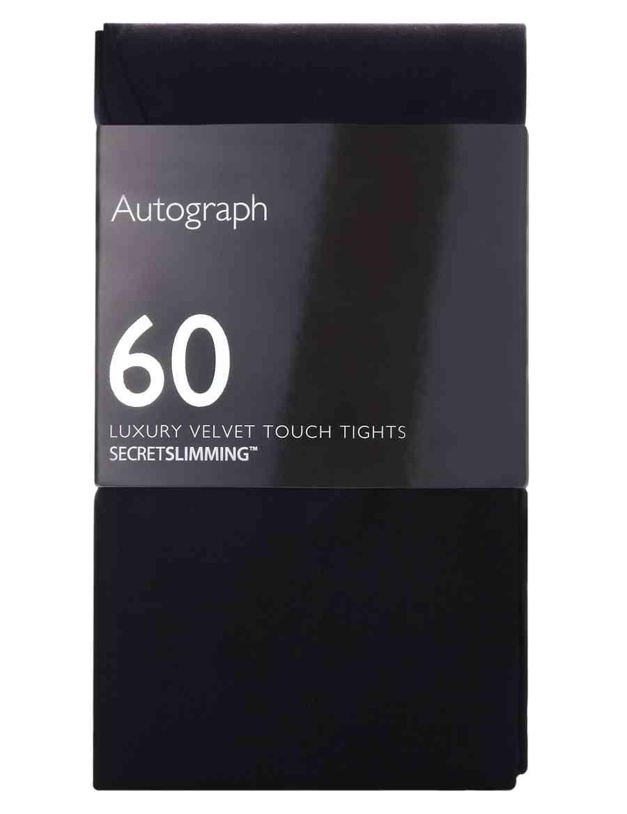 2bce5fbe2ee7e 60 Denier Velvet Touch Opaque Bodyshaper Tights
