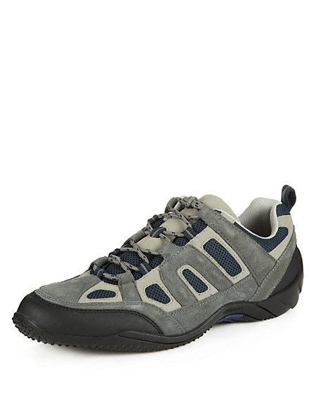 Lightweight Hiker Lace Up Trainers