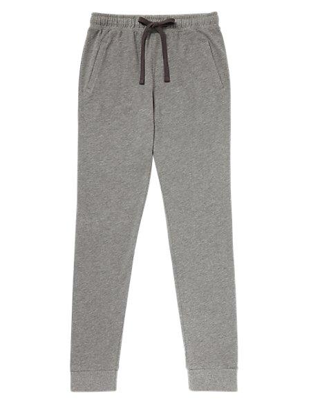 Slim Fit Supima® Cotton Pyjama Bottoms