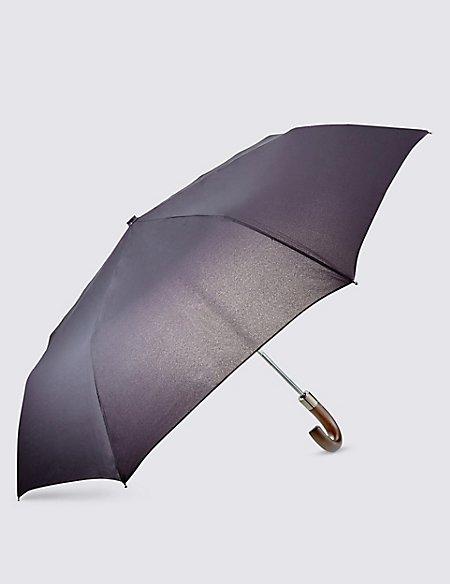 Pinstriped Umbrella with FLEXIRIB™