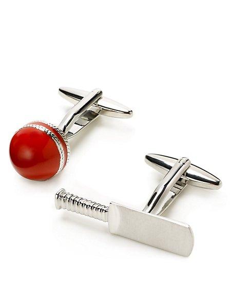 Cricket Cufflinks