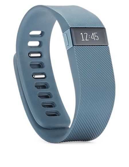 Fitbit Charge Wireless Activity & Sleep Tracking Wristband (Large)