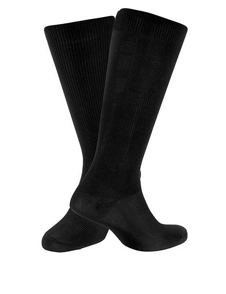 Freshfeet™ Compression Flight Socks