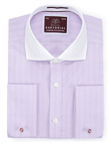 Pure Cotton Checked Winchester Shirt