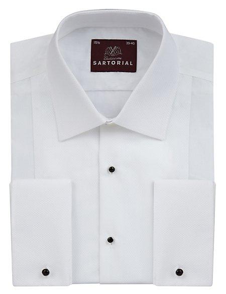 Pure Cotton Dinner Shirt