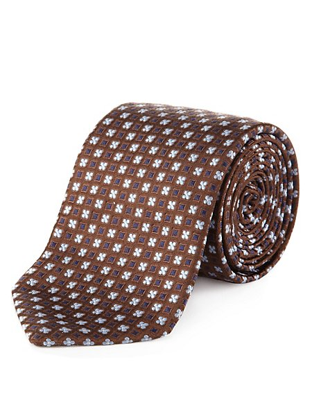 Made in Italy Luxury Silk Tie