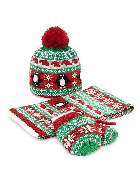 Product images. Skip Carousel. Cotton Rich Penguin Christmas Hat 216d23a6674