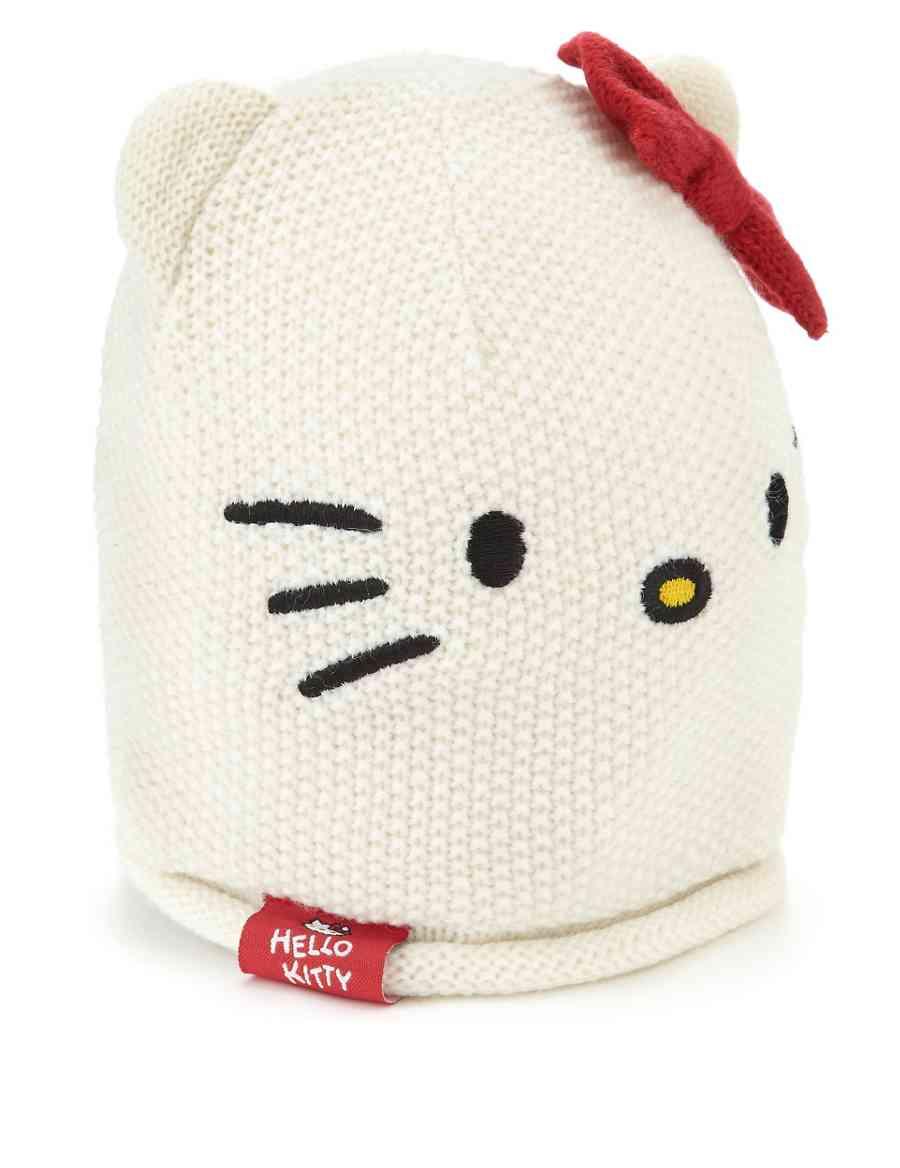 f579db79ed4 Hello Kitty Beanie Hat