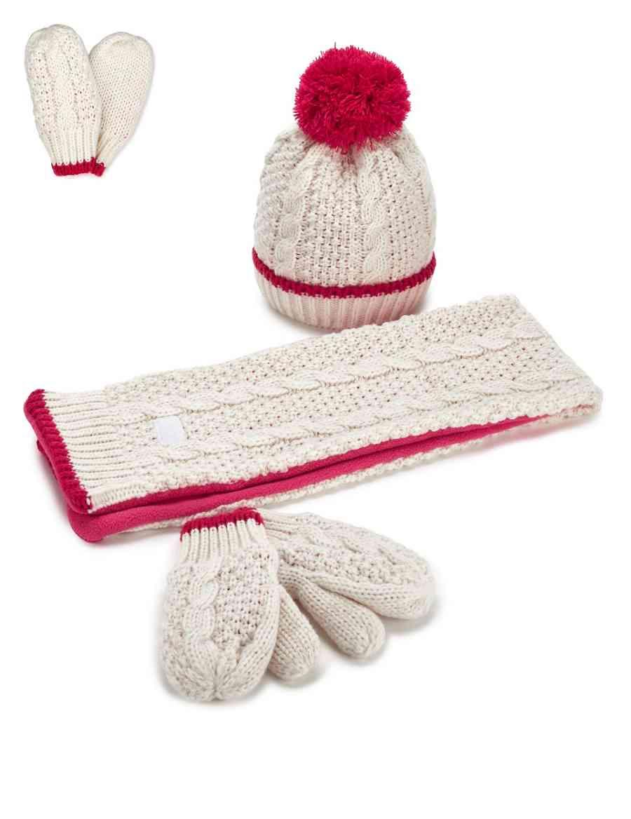 001a965dff5 Kids  Cable Knit Hat
