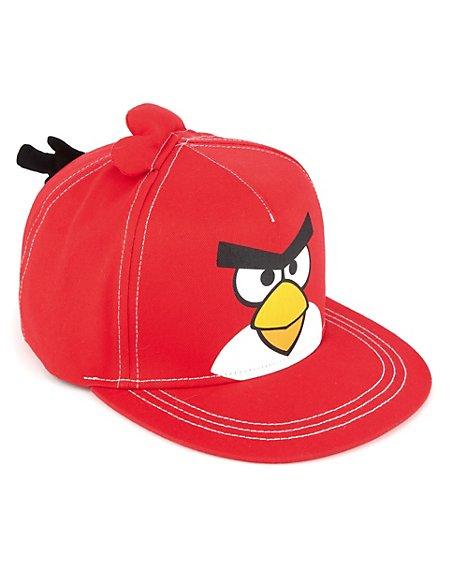 Pure Cotton Angry Birds™ Baseball Cap (Older Boys)