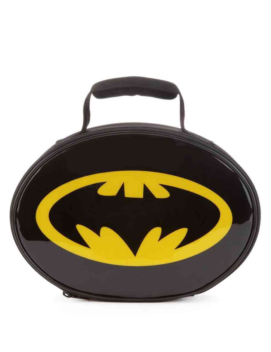 Kids Batman Trade Lunch Bag With Thinsulate
