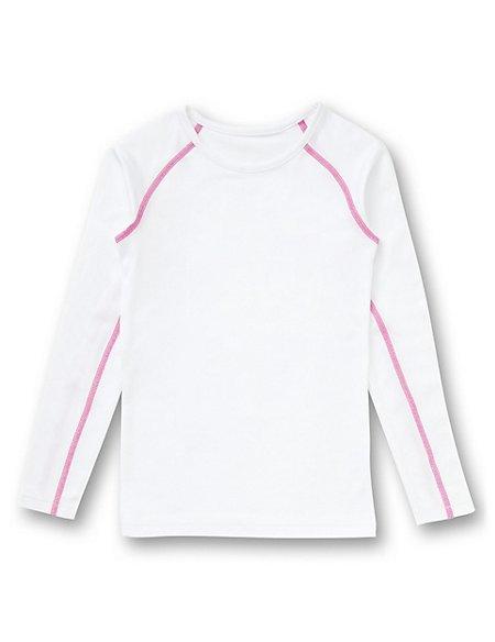Base Layer Long Sleeve Top (Older Girls)