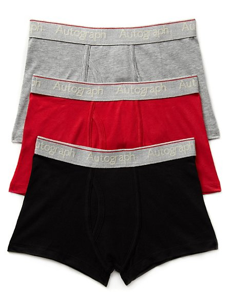 Cotton Rich Assorted Trunks