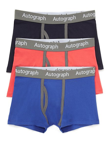 Cotton Rich Assorted Trunks (5-14 Years)