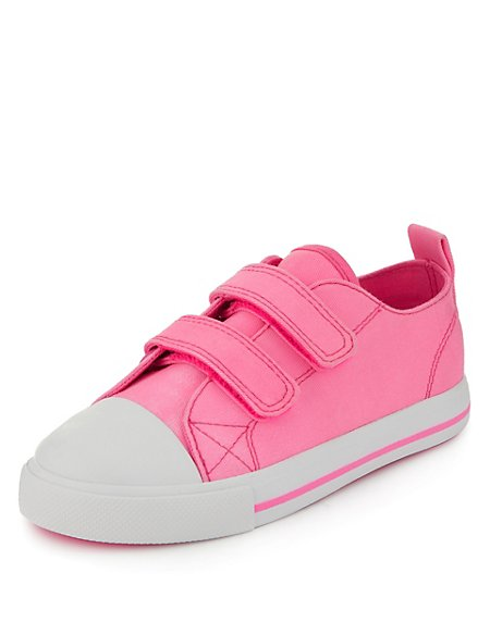 Riptape Trainers (Younger Girls)