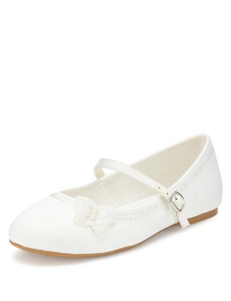 Kids' Butterfly Cross Bar Shoes