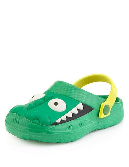 Crocodile Clog (Younger Boys)