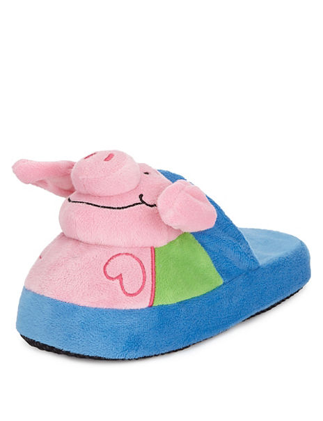 Percy Pig Slippers
