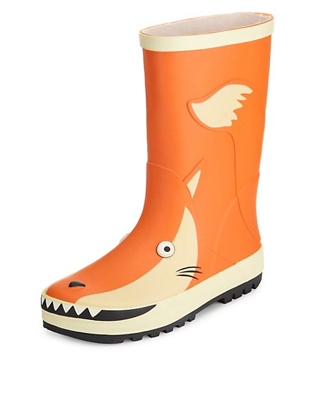 Fox Welly Boots (Younger Boys)