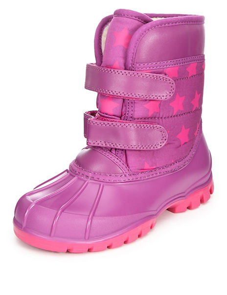 Star Riptape Duck Boots with Thinsulate™ (Younger Girls)