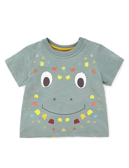 Pure Cotton Iguana T-Shirts