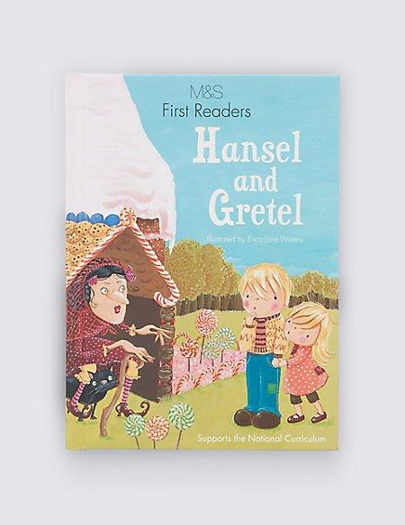 First Readers Hansel & Gretel Book