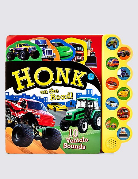 Honk on The Road Sound Book