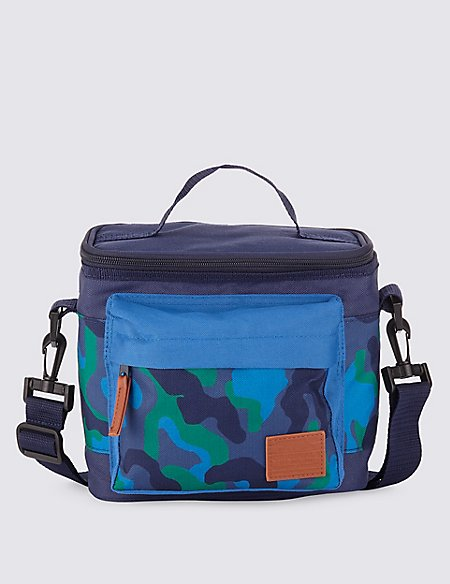 Kids' Camouflage Pocket Lunch Box with Thinsulate™