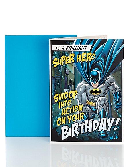Batman™ Birthday Card