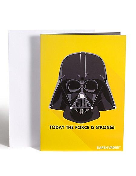 Star Wars™ Darth Vader Card