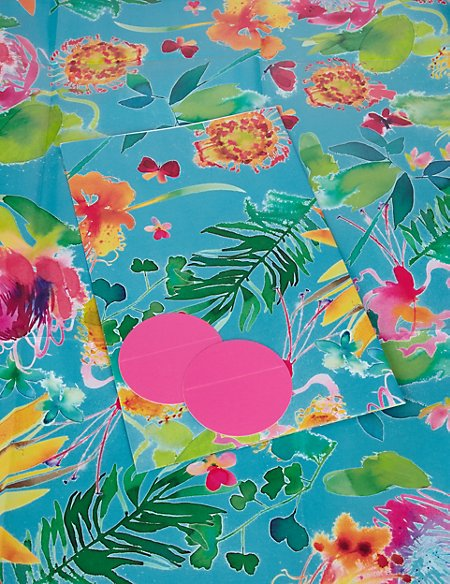 2 Bright & Bold Wrapping Paper