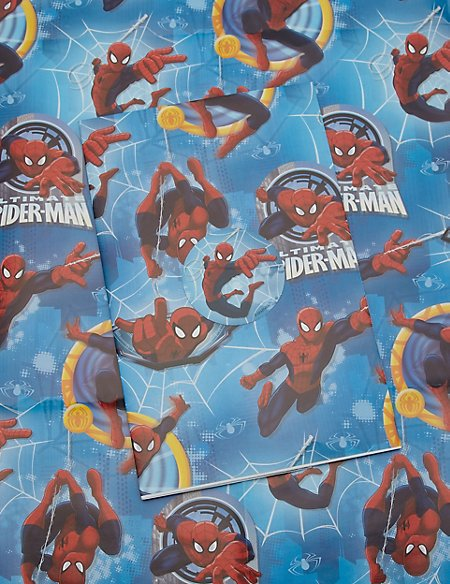 2 Spider-Man™ Wrapping Papers
