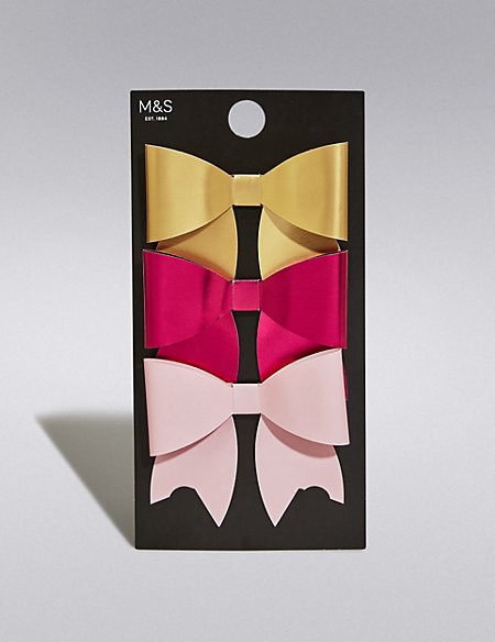 Pink & Gold Bow Pack