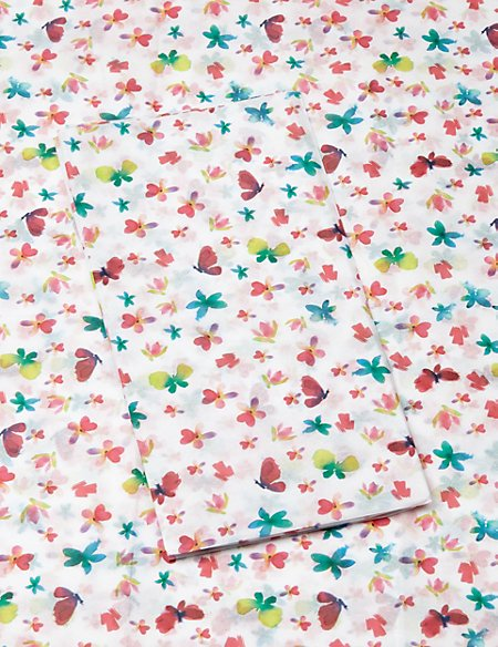 Tropical Floral Tissue