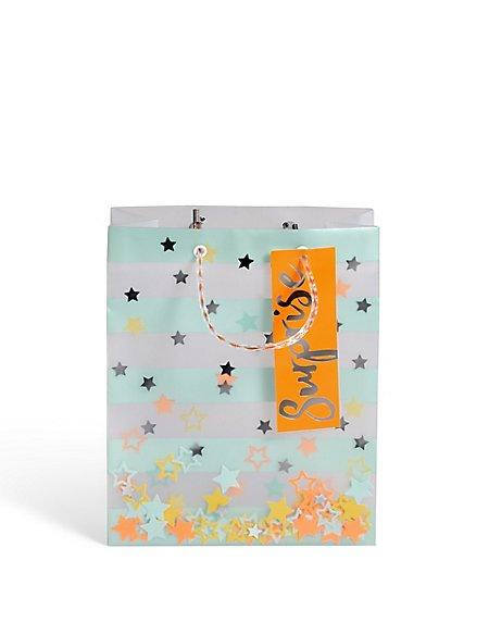 Translucent Medium Gift Bag