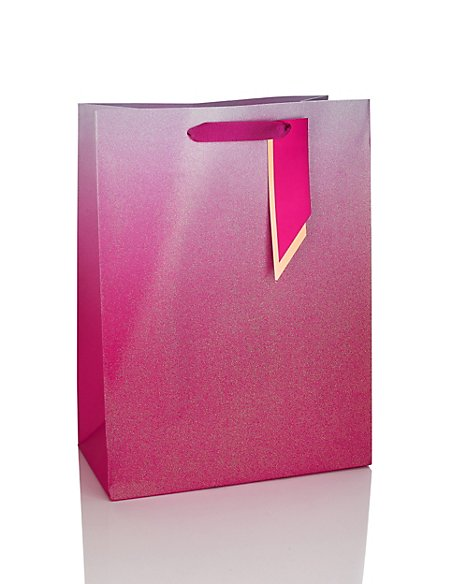 Pretty in Pink Large Gift Bag
