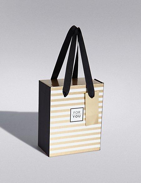 Black & Gold Small Gift Box