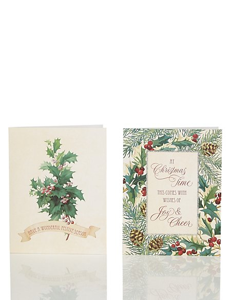 christmas Breast cards charity cancer