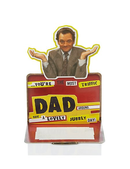 Funny Only Fools and Horses Father\'s Day Card | M&S