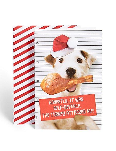 funny dog christmas card - Funny Dog Christmas Cards