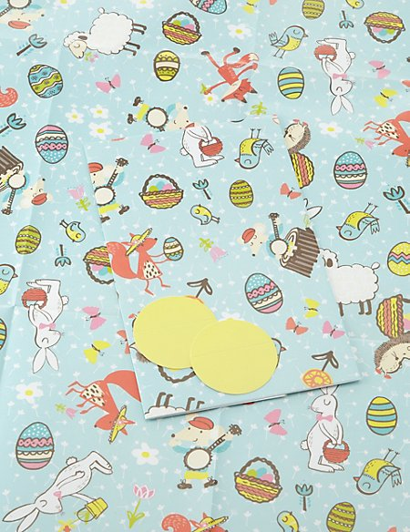 2 Easter Wrapping Paper