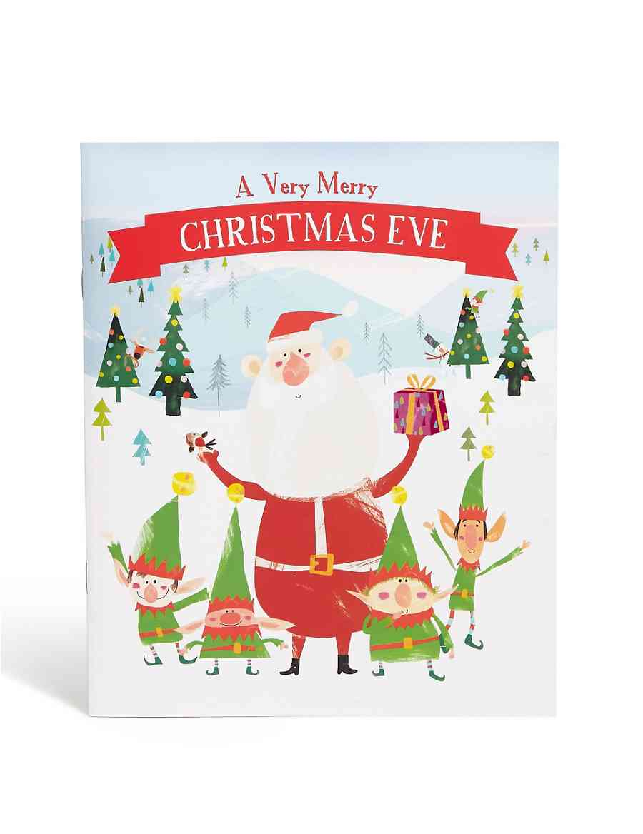 A Very Merry Christmas Eve Book | M&S