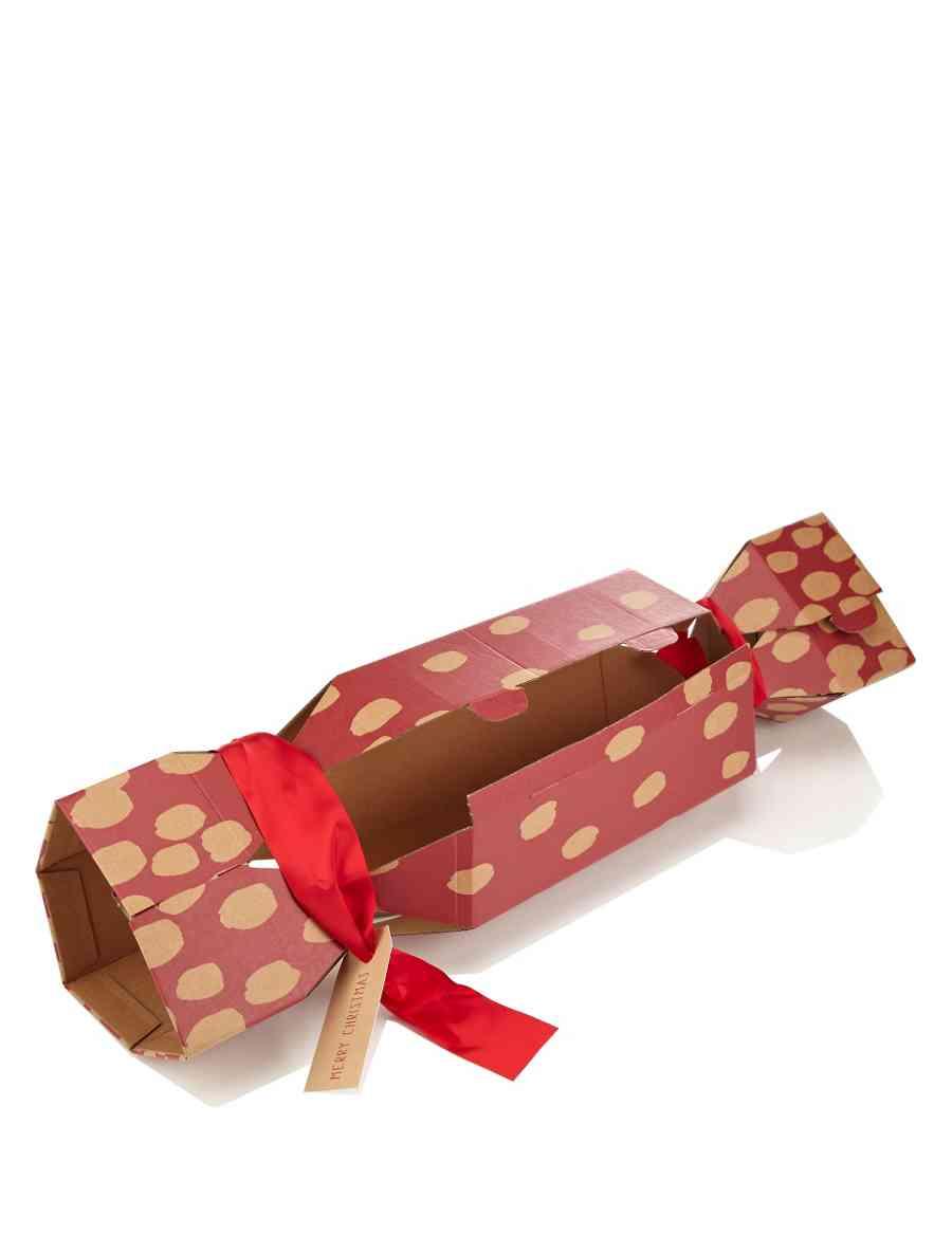 Jumbo Cracker Christmas Gift Box | M&S