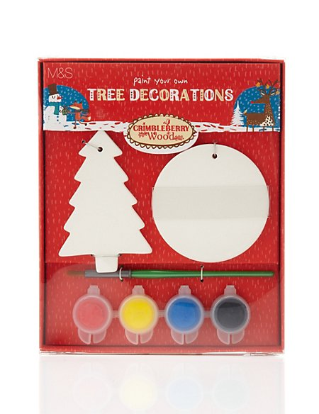 decorate your own ceramic christmas tree decorations - Paint Your Own Ceramic Christmas Decorations