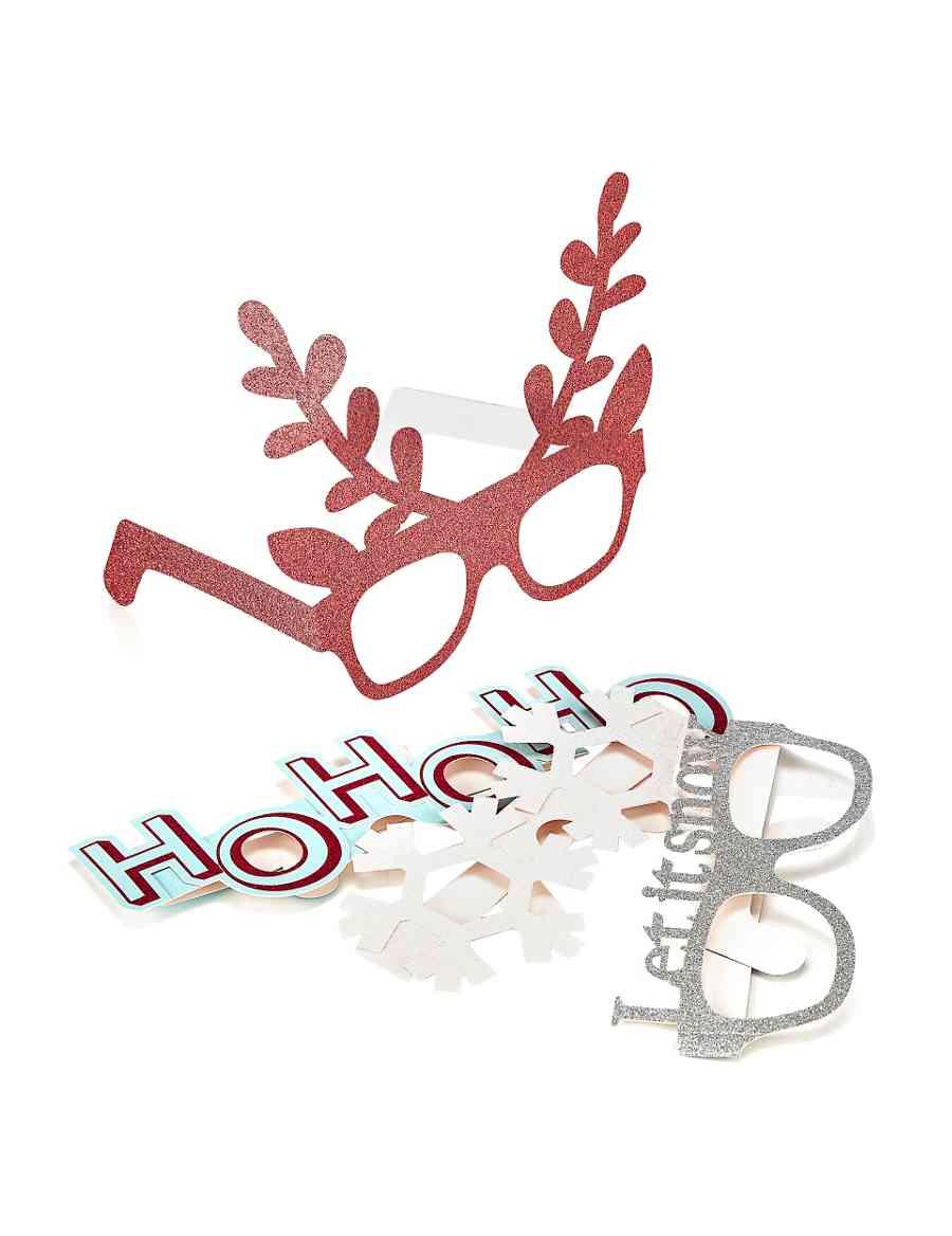 Let s Celebrate Novelty Festive Glasses  bda7997b5