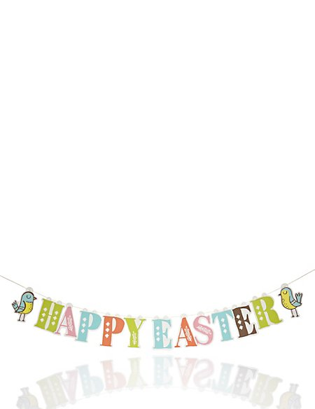 Easter Bunting