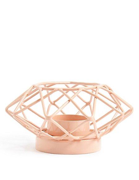 Wire Tea Light Holder